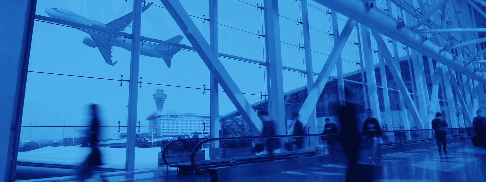 NÓS ACREDITAMOS QUE PROMOVER A UNIÃO DA CADEIA DE FORNECEDORES PARA AEROPORTOS FORTALECE O SETOR